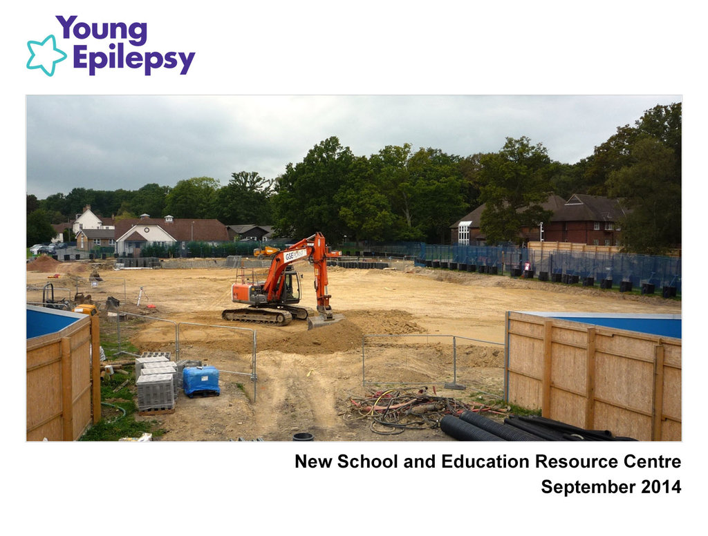 Young Epilepsy - New School, Classroom Appeal