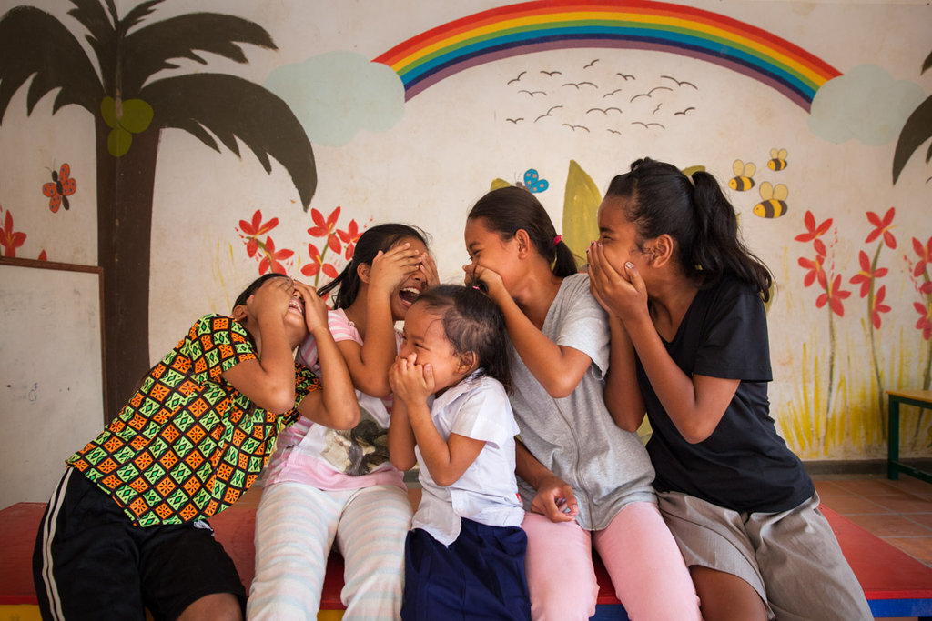 Proud to Be a Girl: Empowering Girls in Cambodia