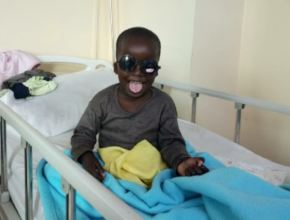 Yunusa after surgery
