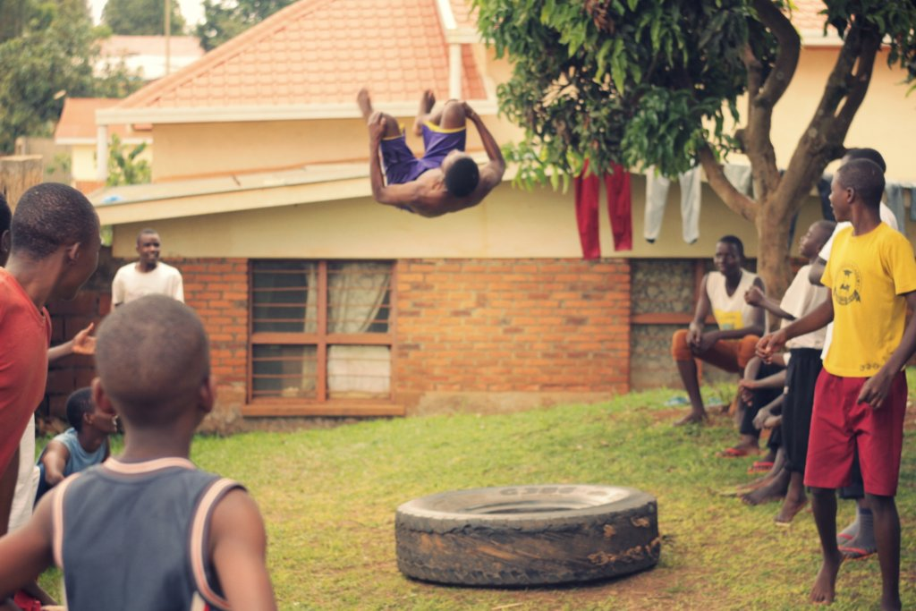 Leap Ahead: Empowering Street Youth Through Dance