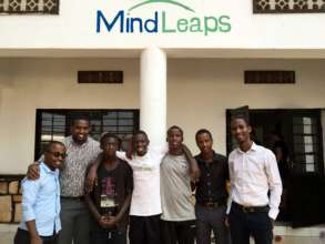 ICDL Africa Team Visits MindLeaps