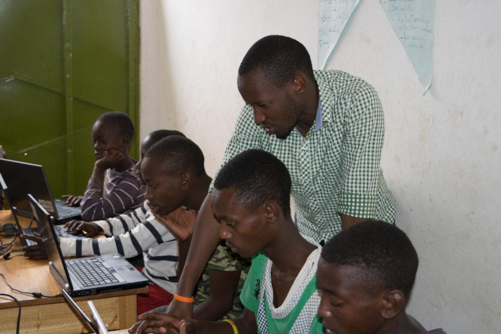 Digital Literacy: IT for Street Children