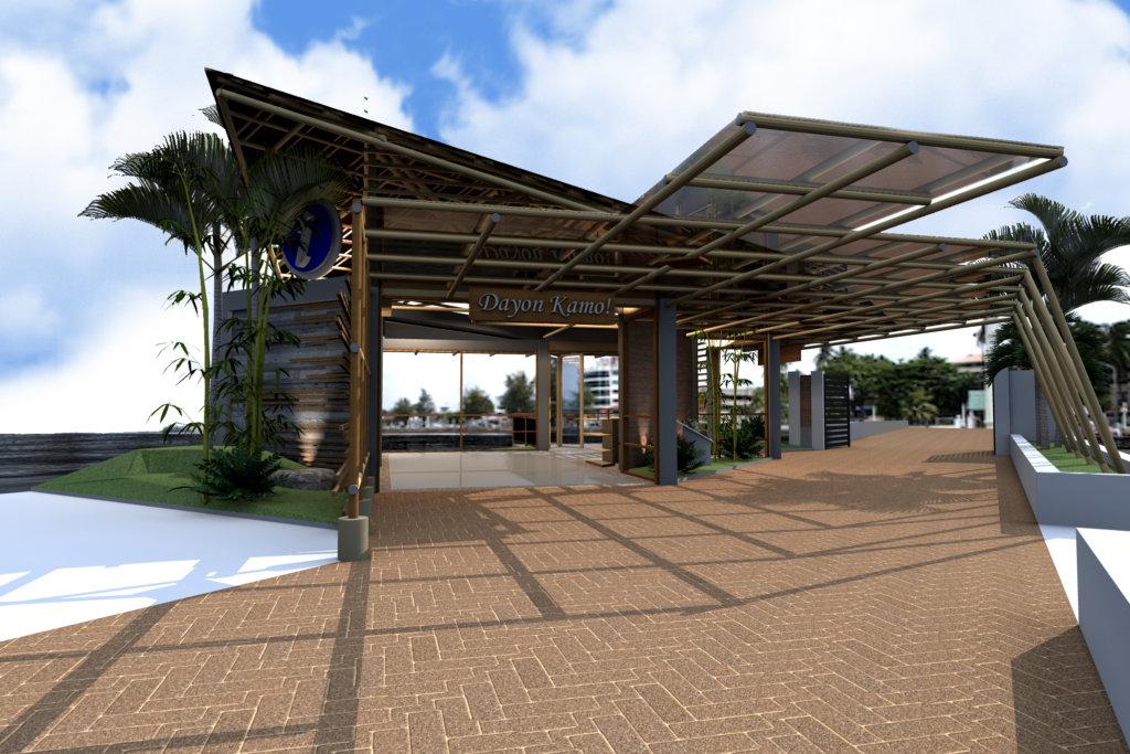 Estudio Damgo IV: A Filipino Design+Build Studio