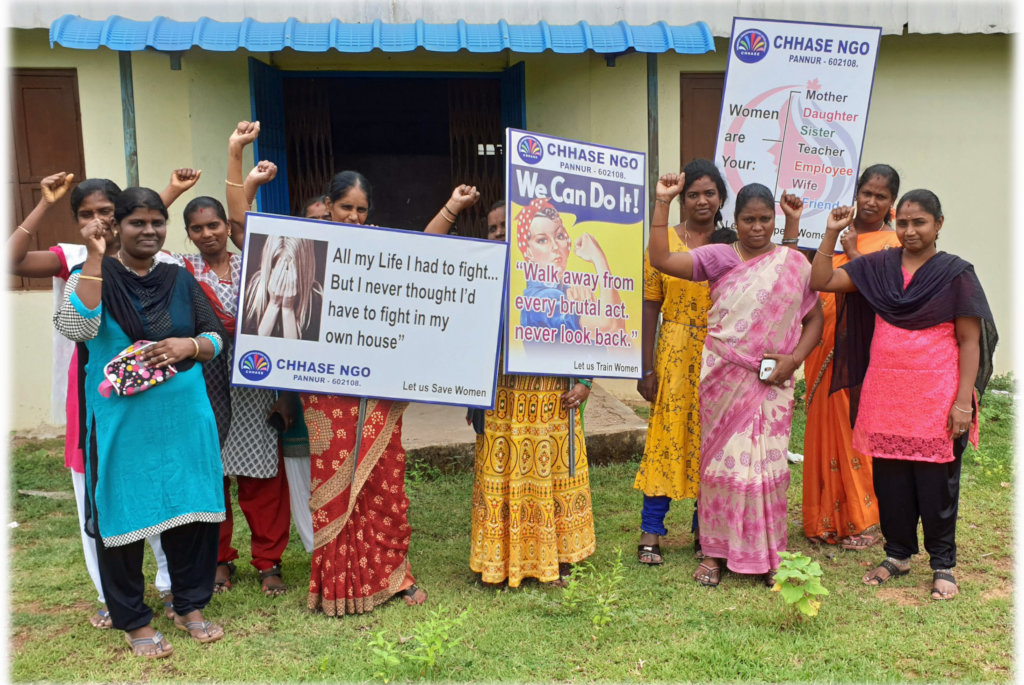 Save  Women & girls from Violence-India