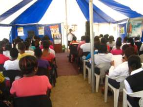 Rafiki HIV Workshop