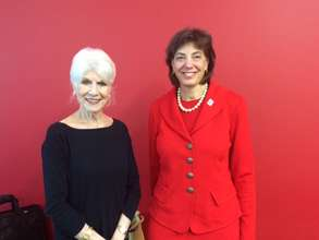 Our President with Diane Rehm