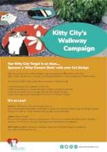 Kitty City Walkway Campaign