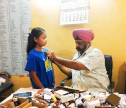 Health Check-ups for children