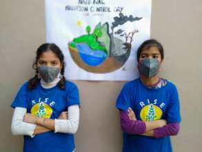 National Pollution Control Day at RISE AROH