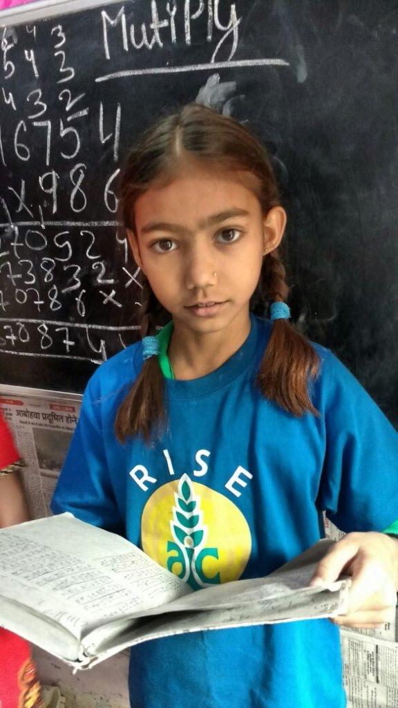 Help Educate Poor Slum Children In India