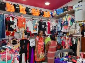 Ana's shop