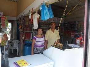 Micro-credit beneficiary 2