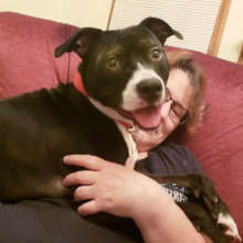 Thora's foster dad loves and plans to adopt her