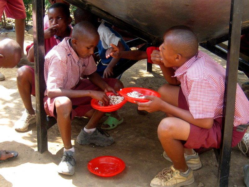 Feed 4,500 children in 15 schools in Kilimanjaro