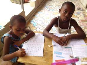 Ebola Orphans Aid