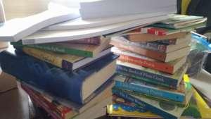 Books & Stationary Donation for the  LLK School