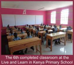 The 6th Completed Classroom