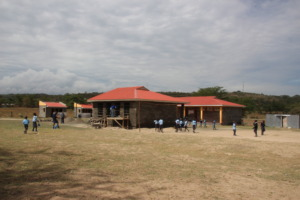 The Live and Learn in Kenya Primary School