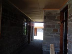 Hallway to the Latrines