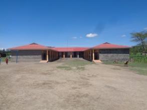 The School is Looking Great!