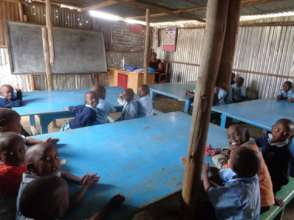 Temporary Pre-School Classroom