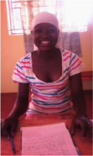 A S.O.U.L. student writes a letter to her sponsor