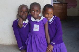 Nyaka Primary School Students