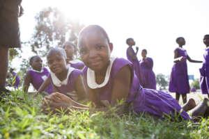 Nyaka Primary School students (survivor not shown)