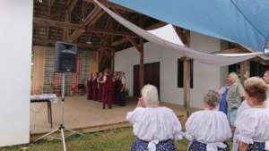 'Gomor' Folk Festival in Tornabarakony