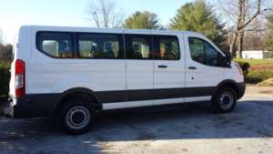 15 passenger van for the Beyond Bars Program!