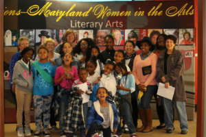 Girl Scouts Beyond Bars explores the arts