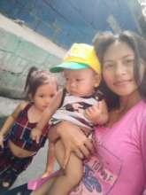 Single Mom-Lilian and Kids