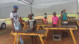 Marimba Team for the near future