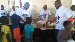 Mandela Day Donation