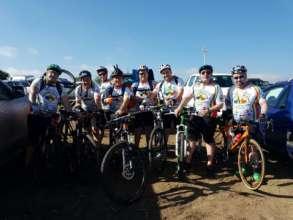 Thabang Cycling Team