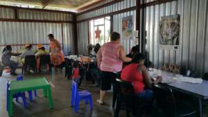 Arts & Craft with the Guardians