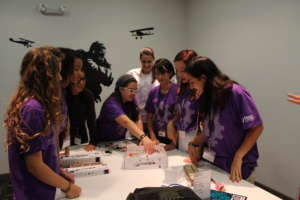 Building women's interest in STEM