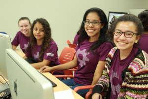 Encouraging more women in technology