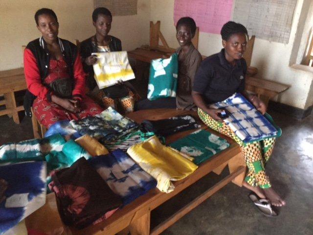 Empower 50 Survivors of Sex Trafficking in Rwanda