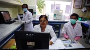 SHCH's laboratory helps deliver quality healthcare