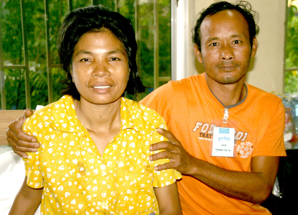 Antibiotics for 300 Very Sick and Needy Cambodians