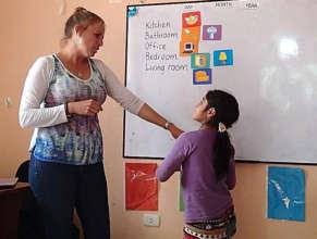 Next up - new English teaching materials!