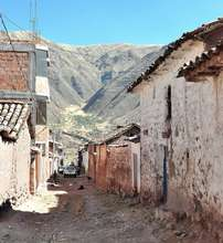 Backstreets of Oropesa