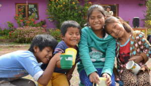 Free education for 60 deprived children in Peru