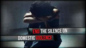 end the silence on domestic violence
