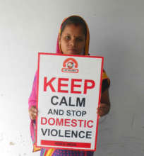 Stop Violence Against women's
