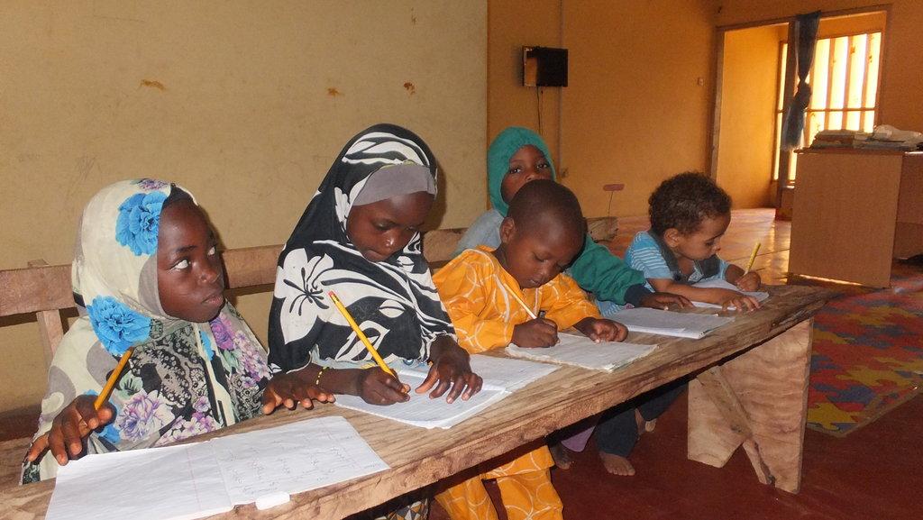 Send a street kid to school in Nigeria for a year