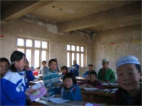 An Order Classroom in Qinghai Province