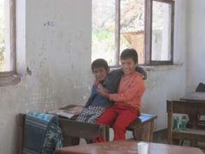 Children of Tunas Pampa