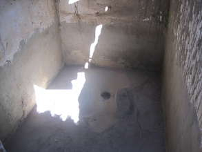 Crumbling Bathrooms
